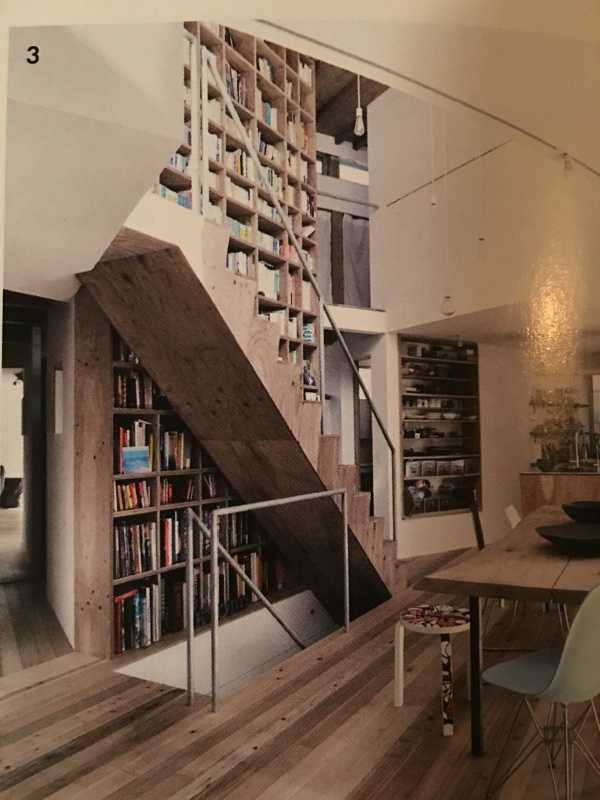 Small Living Room BookShelf Design