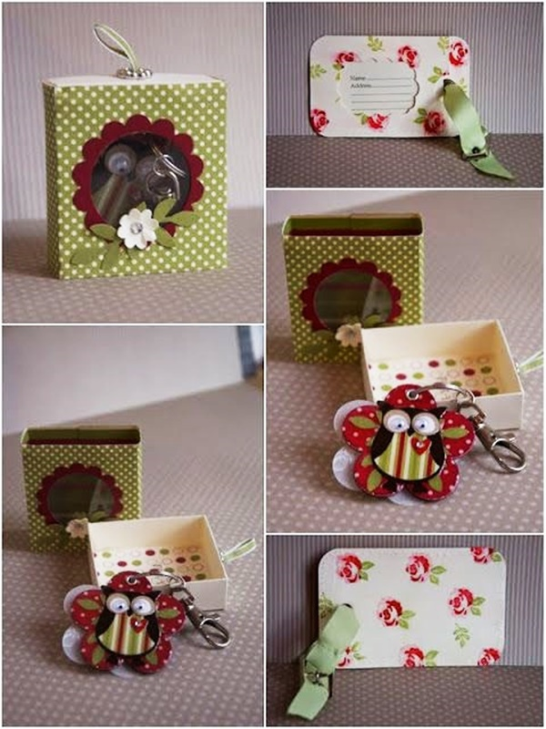 Artistic Ways To Reuse Empty Matchbox