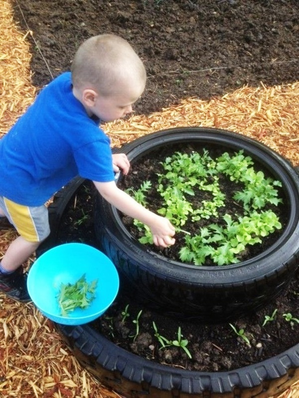 Small Kids Garden Ideas to Foster kid's Interest in Gardening