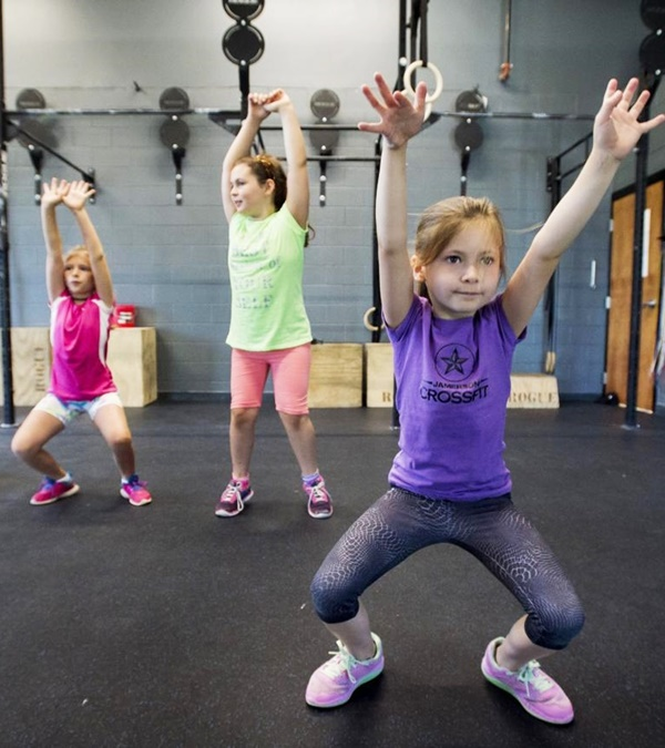 Short List of Fun Exercise for Kids
