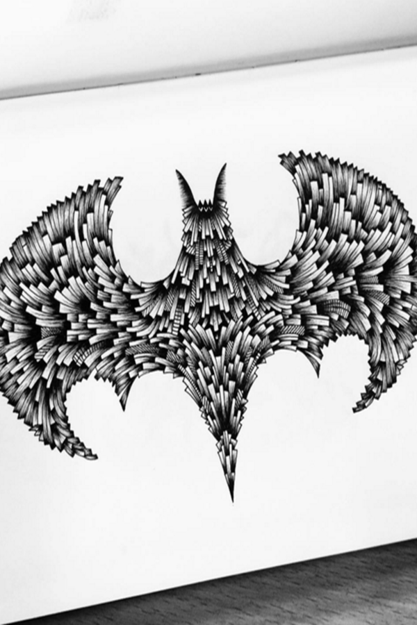 Imaginative Drawings Of Super Detailed Art