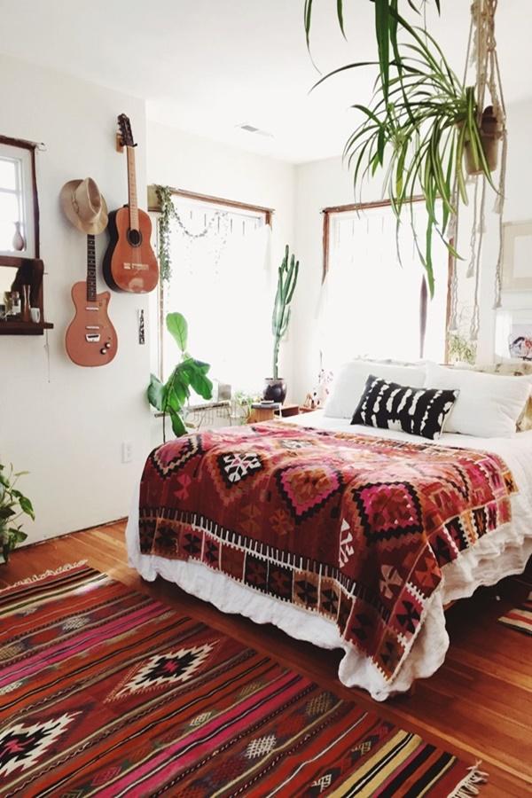 Magical Boho Bedroom Decor Ideas to Adapt