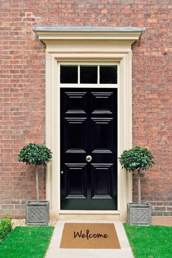 Popular Front Door Paint Colors