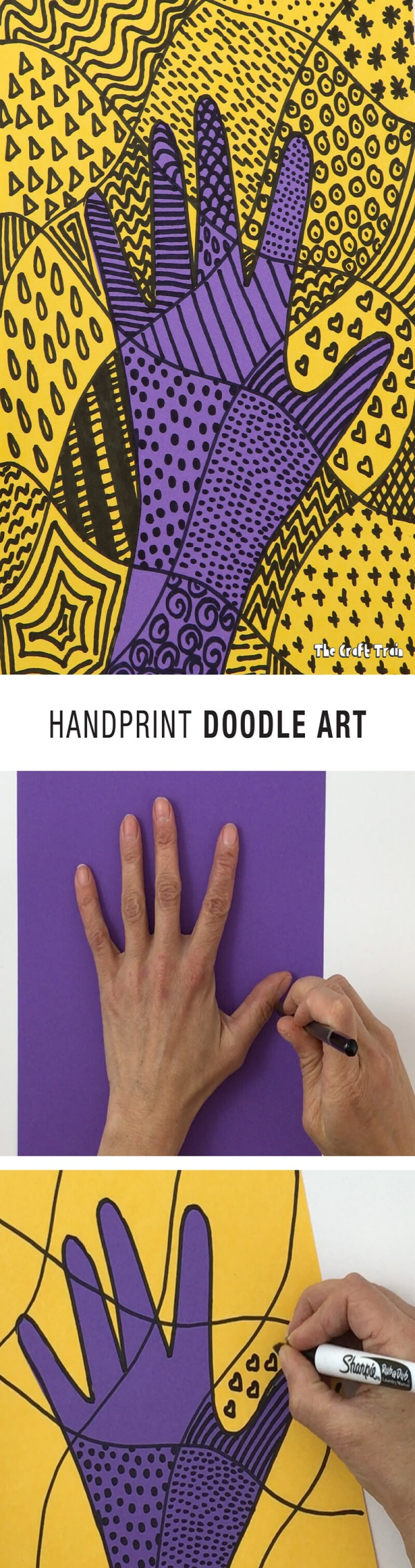 Creative Doodle Art Ideas to Practice in Free Time