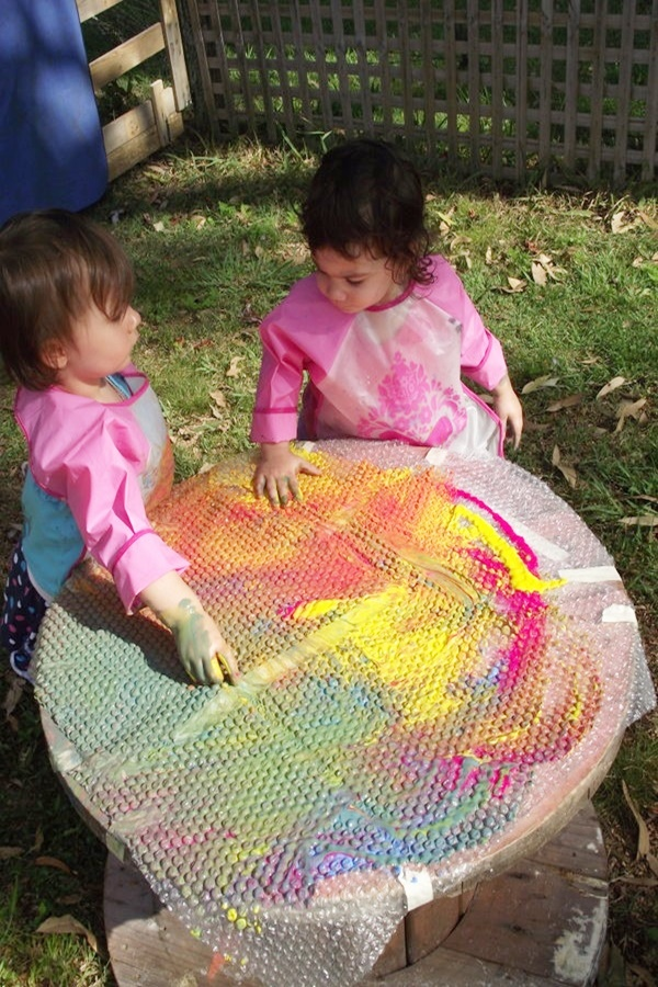 Easy Finger Painting Ideas for Kids