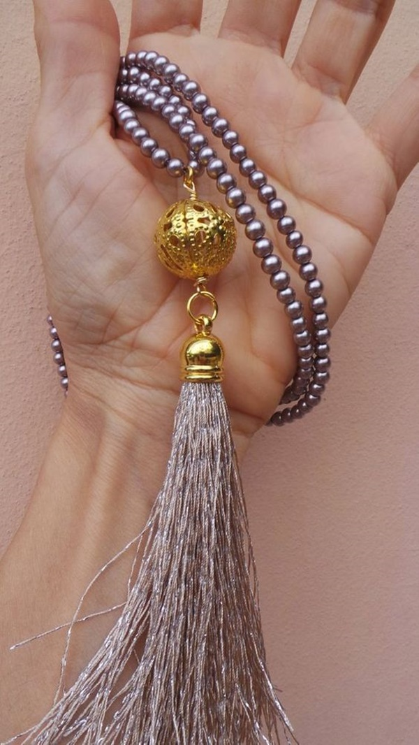 How to Make a Beaded Tassels