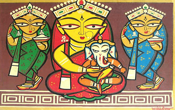 Indian Art Forms Painting