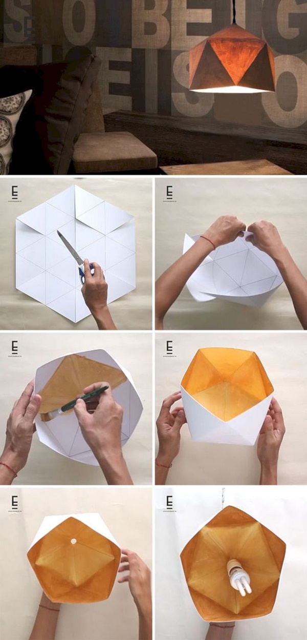 DIY Geometric Sculpture Ideas to Decor Your Home
