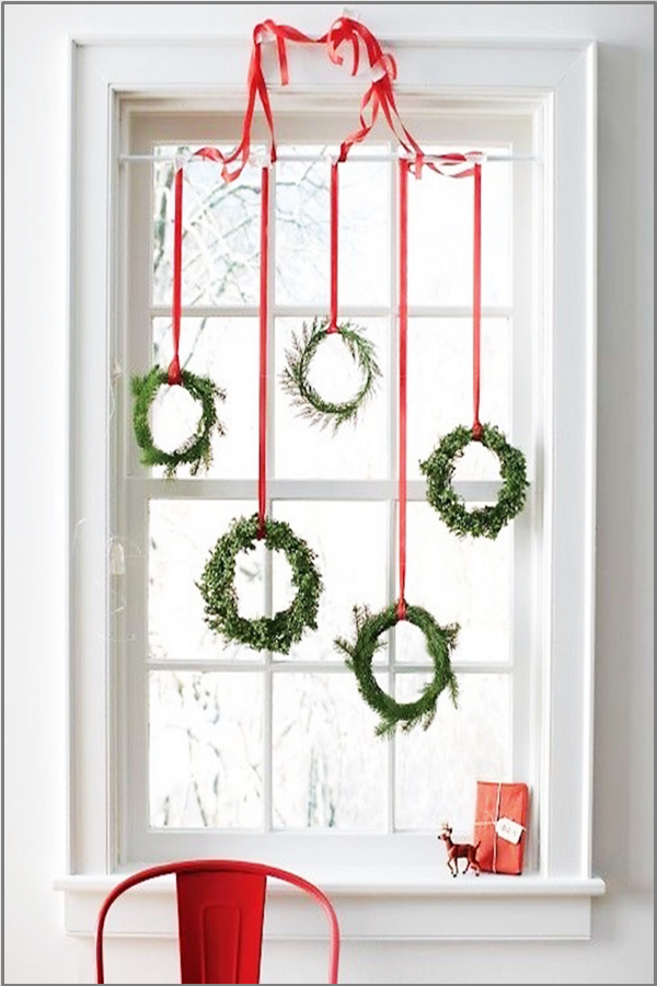 Fresh Window Decoration Ideas