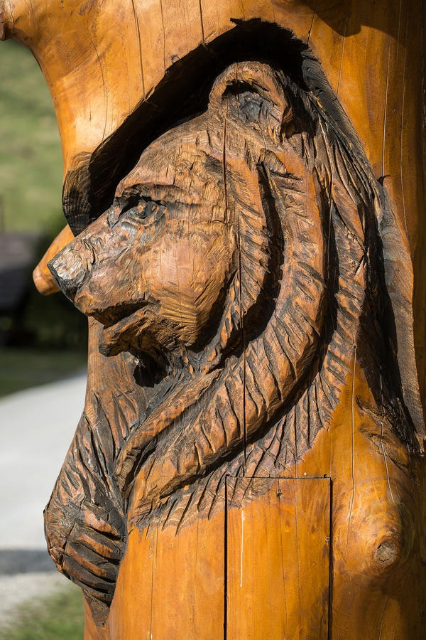 Beautiful Chainsaw Carving Artworks
