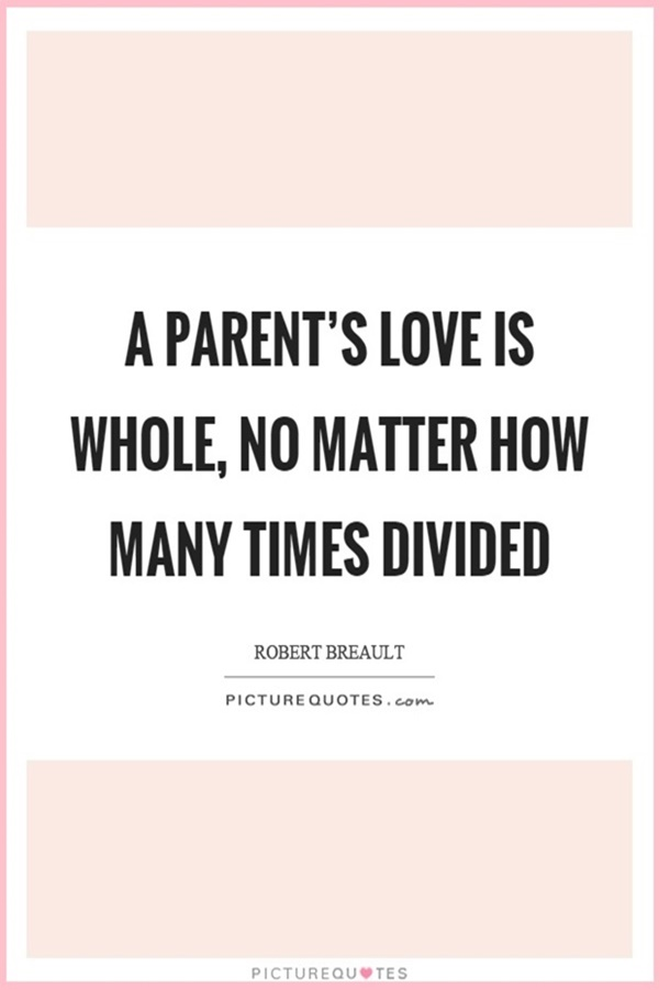 Heartwarming Mother and Father Love Quotes