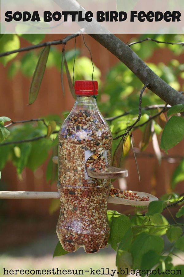 Soft Drink Bottle Craft Ideas