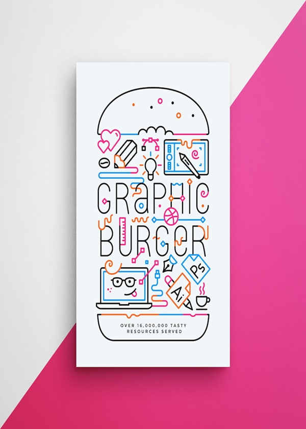 Brilliant Word Art Canvas Design Examples