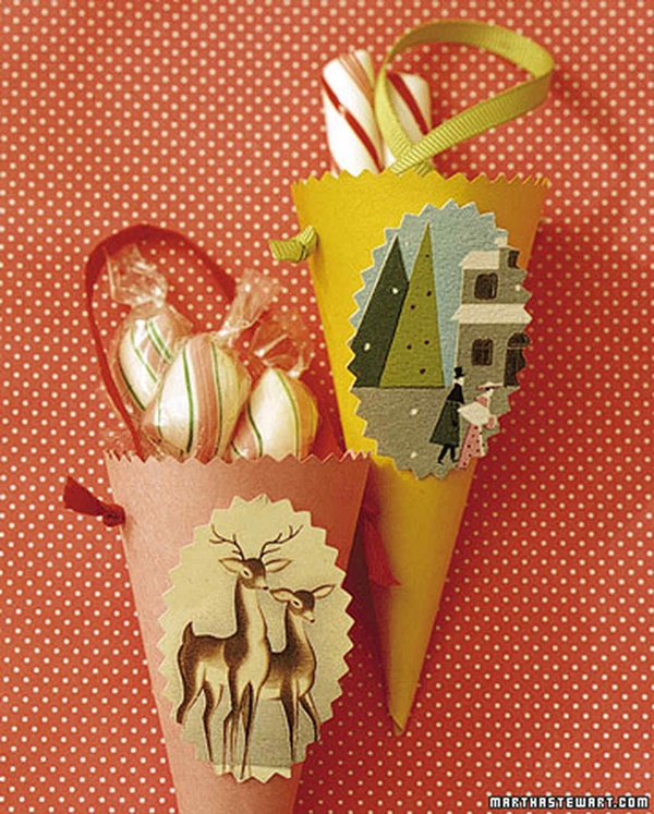 Crafts to make with Old Greeting Cards
