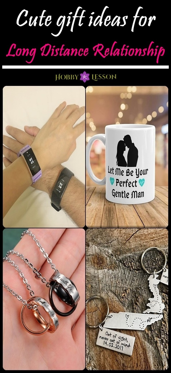 Cute gift ideas for Long Distance Relationship