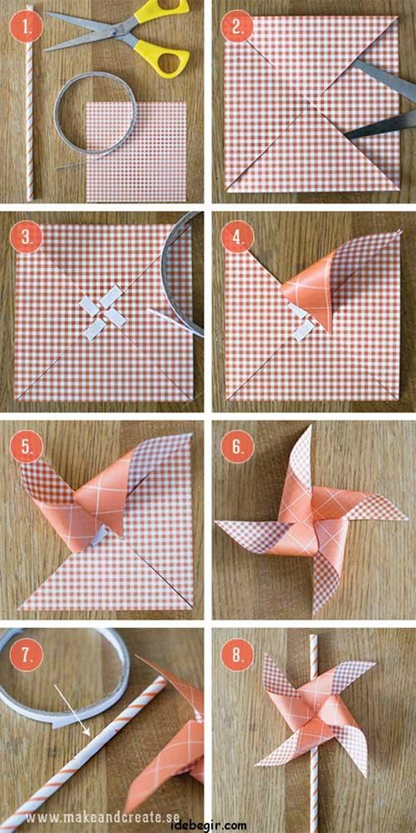 Easy Paper Origami Art Design For Beginners