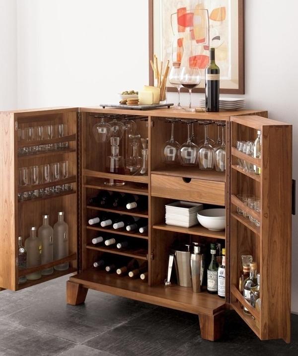 Modern Mini Bar Counter Ideas