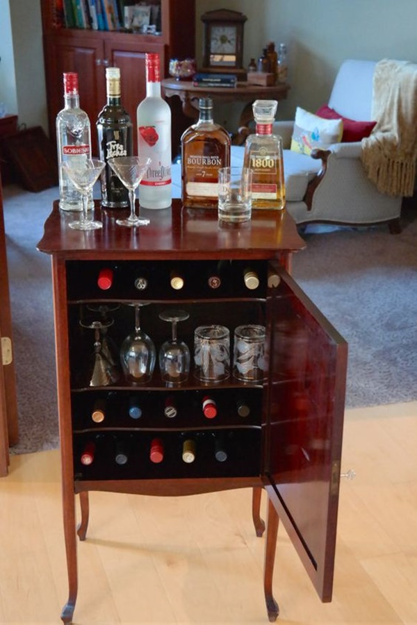 Modern Mini Bar Counter Ideas