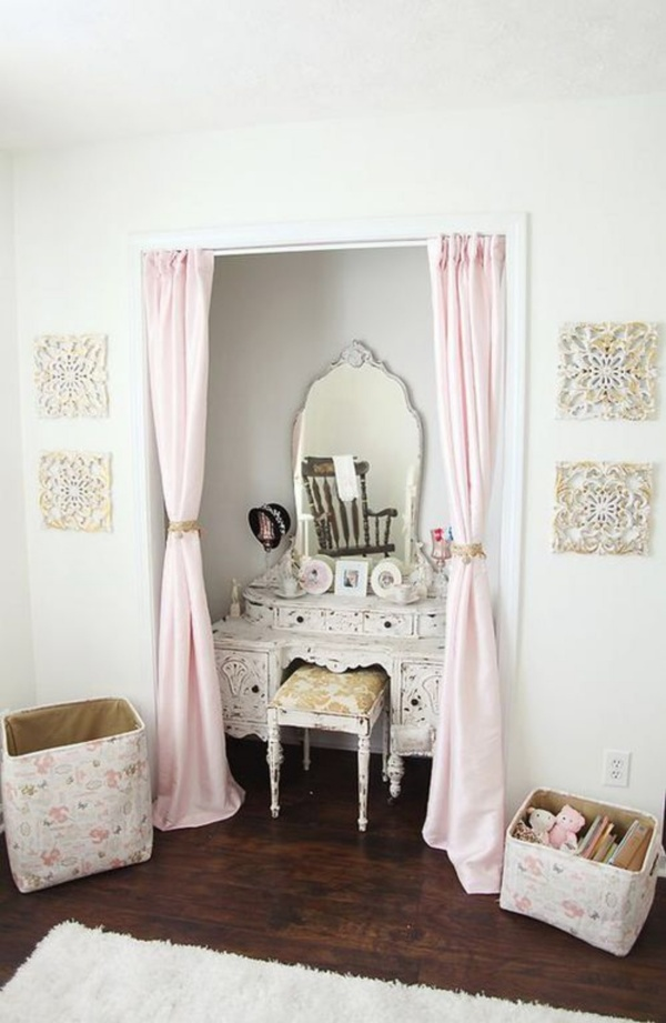 Productive and Creative Dressing Table Design Ideas