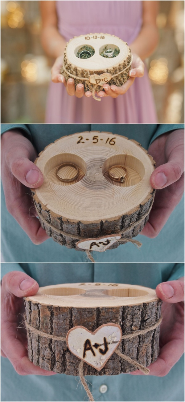 Creative DIY Ring Holder Ideas