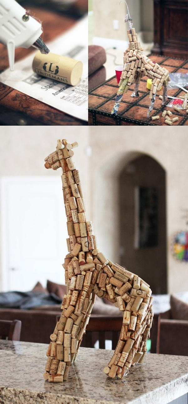 Amazing DIY Wine Cork Ideas For Home