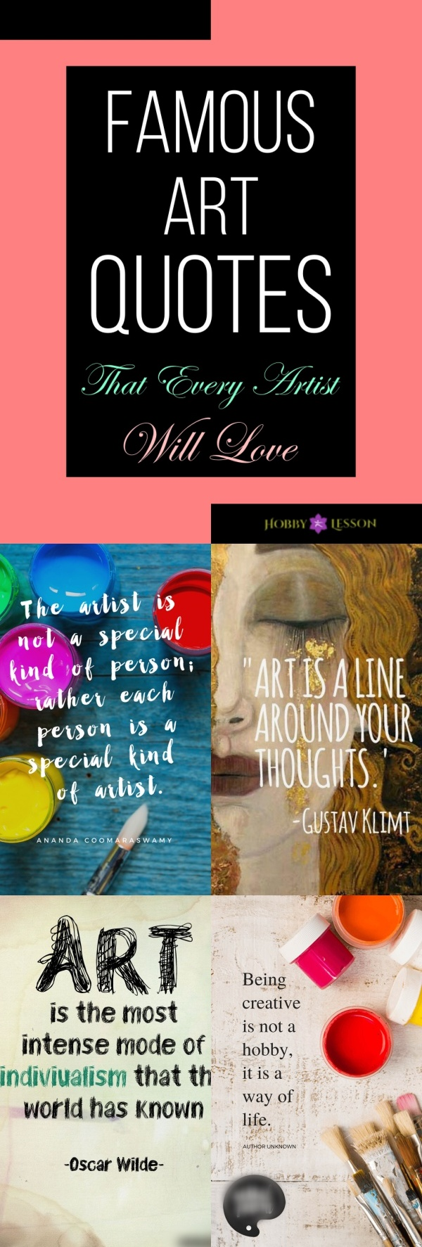 Famous Art Quotes That Every Artist Will Love