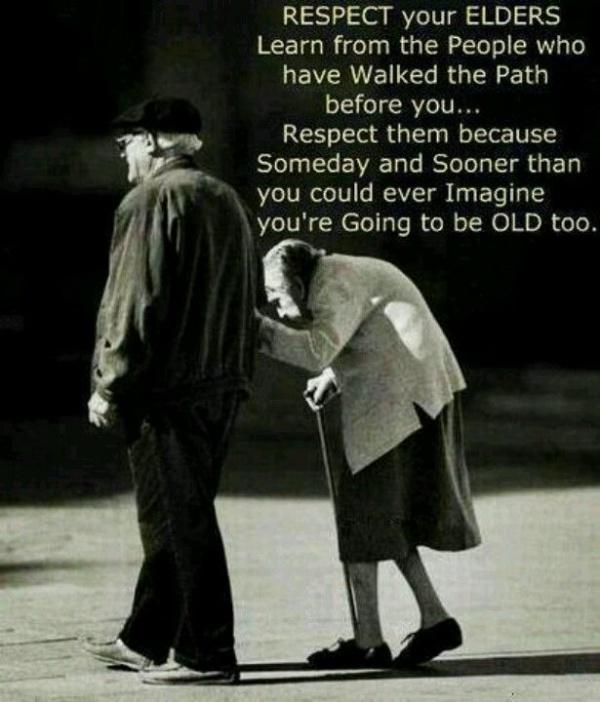 Happy Elderly Couple in Love Quotes