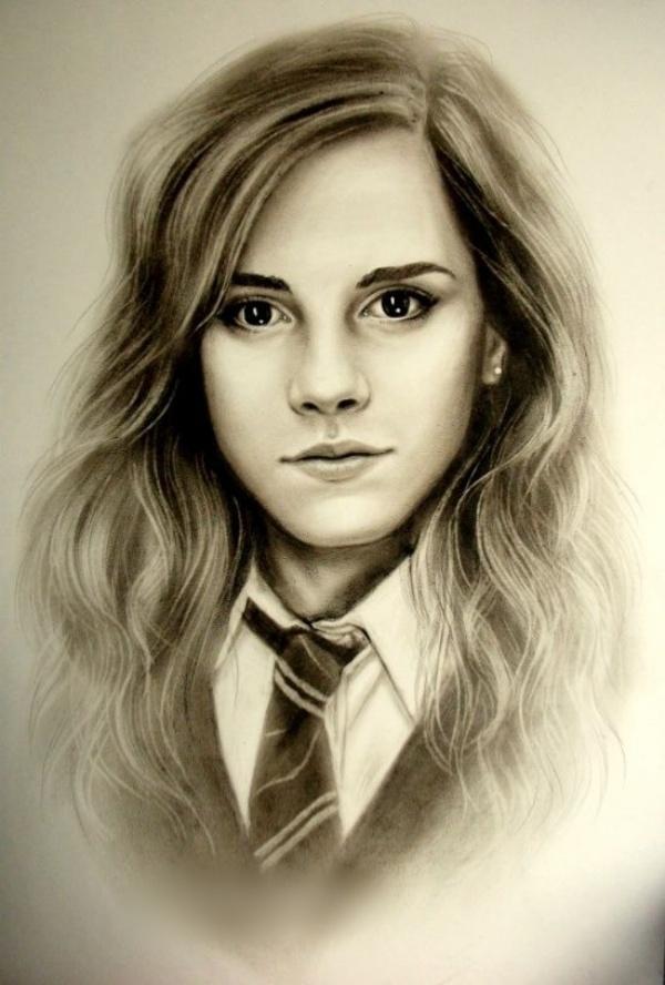 Easy Harry Potter Drawings Ideas