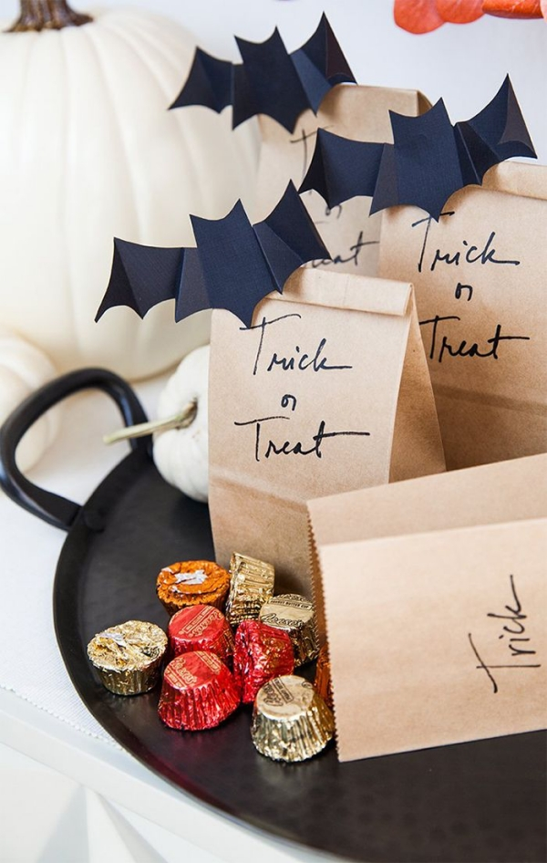 Give Goodie bags to guests