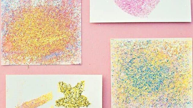 40 Easy Chalk Paint Ideas For Kids